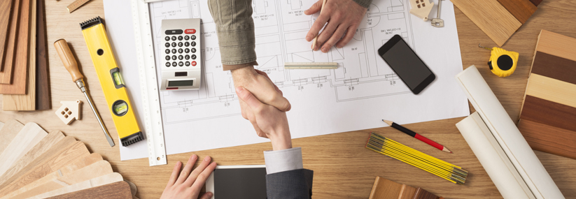 How do you choose a credible contractor?